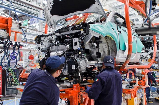 industria automotriz chrysler-toluca