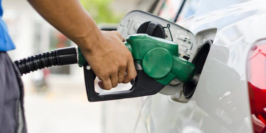 gasolina combustible